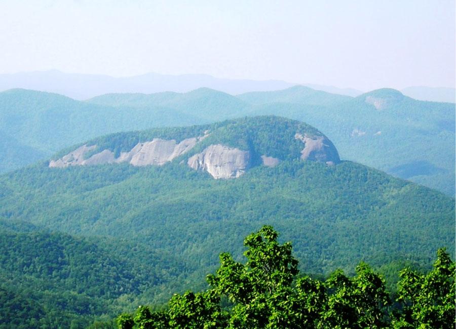 Rock Types Western North Carolina Vitality Index