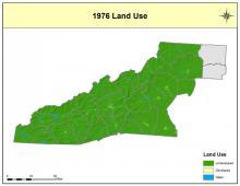 1976 Land Use Map