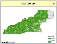 2006 Land Use Map