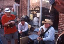 Old Fort Mountain Music.